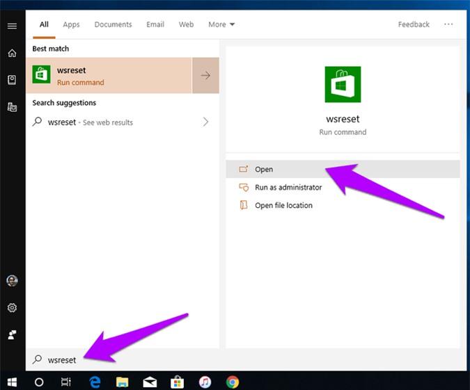 5 mẹo vặt giúp khắc phục lỗi ngừng đột ngột của Windows Store - 1