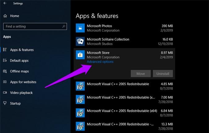5 mẹo vặt giúp khắc phục lỗi ngừng đột ngột của Windows Store - 4