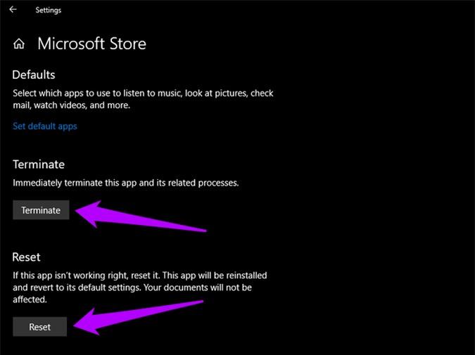 5 mẹo vặt giúp khắc phục lỗi ngừng đột ngột của Windows Store - 5