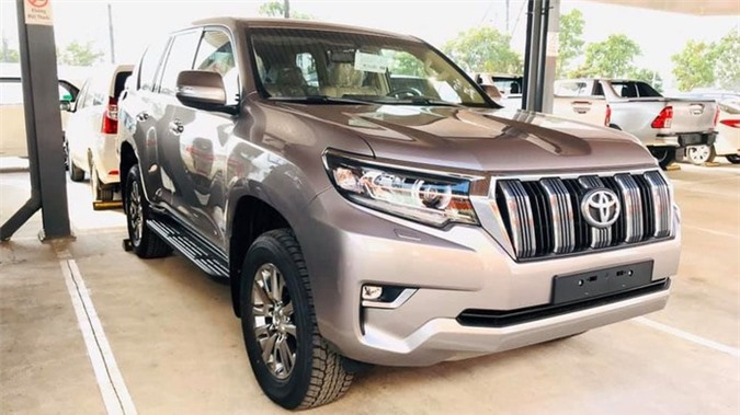 Toyota Land Cruiser Prado 2020.