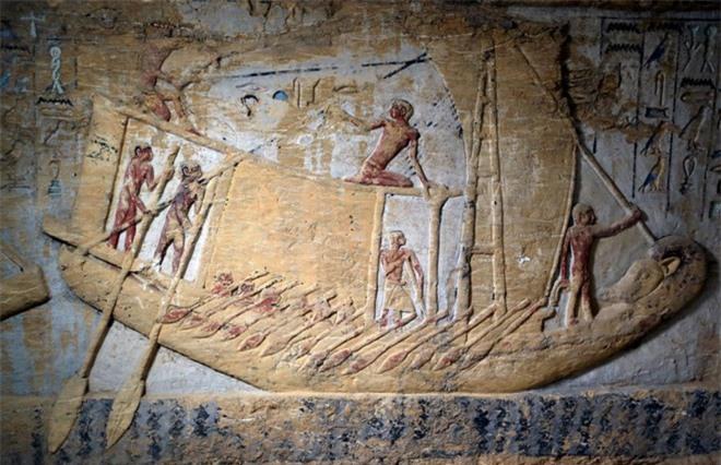 Bên trong ngôi mộ 4.400 tuổi vừa được phát hiện ở Ai Cập - Ảnh 4.