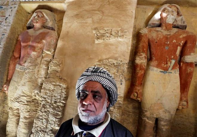 Bên trong ngôi mộ 4.400 tuổi vừa được phát hiện ở Ai Cập - Ảnh 5.