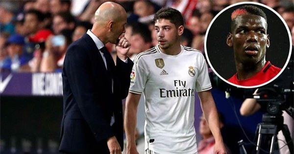 Man Utd sẽ để Paul Pogba tới Real Madrid với 1 điều kiện... - Ảnh 1.