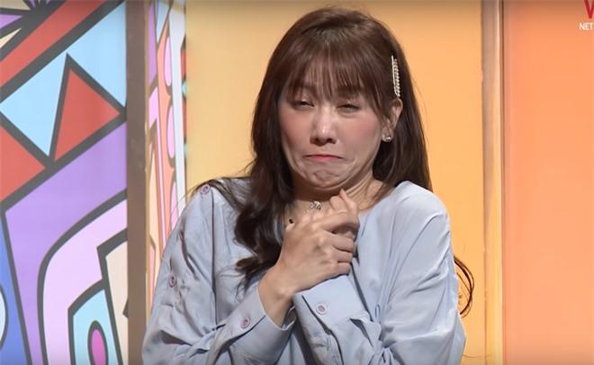 Trường Giang đập vỡ tấm hình trước mặt Lâm Vỹ Dạ, khiến Hari Won giật mình - Ảnh 6.