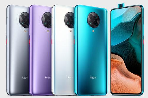 Xiaomi Redmi K30 Pro có 4 tùy chọn màu sắc gồm trắng, xanh, xám và tím, bán ra ở Trung Quốc từ ngày 27/3. Redmi K30 Pro phiên bản RAM 6 GB/ROM 128 GB có giá 2.999 Nhân dân tệ (tương đương 9,94 triệu đồng). Giá của phiên bản RAM 8 GB/ROM 128 GB là 3.399 nhân dân tệ (11,26 triệu đồng). Để sở hữu phiên bản RAM 8 GB/ROM 256 GB, khách hàng phải chi 3.699 Nhân dân tệ (12,26 triệu đồng).