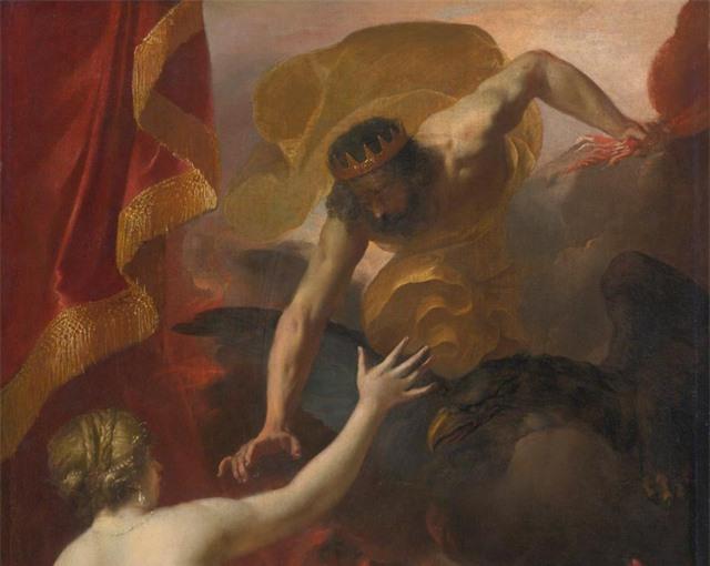 Zeus đã có bao nhiêu cuộc tình với các nữ thần trong thần thoại Hy Lạp? - Ảnh 3.