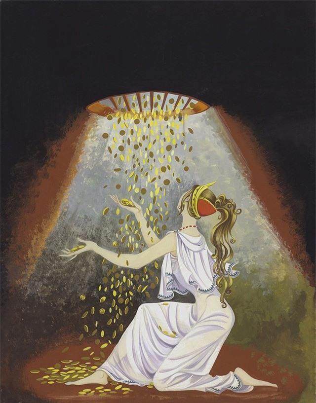 Zeus đã có bao nhiêu cuộc tình với các nữ thần trong thần thoại Hy Lạp? - Ảnh 4.
