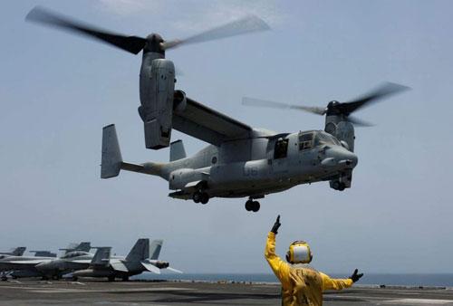 Quân đội Mỹ ưa dùng các loại thiết bị, cơ sở quân sự quy mô lớn và đây vừa là điểm mạnh vừa là điểm yếu