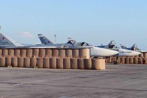 Không quân Nga đã nhận lời trêu tức chưa từng có từ các tay súng thánh chiến. Ảnh: Avia.pro.