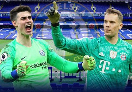 Chán Kepa, Chelsea 've vãn' thủ môn số 1 của Bayern