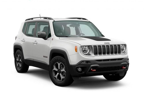 Jeep Renegade 2020.