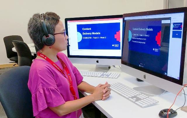 Chuyên gia RMIT chia sẻ cách dậy và học trực tuyến hiệu quả