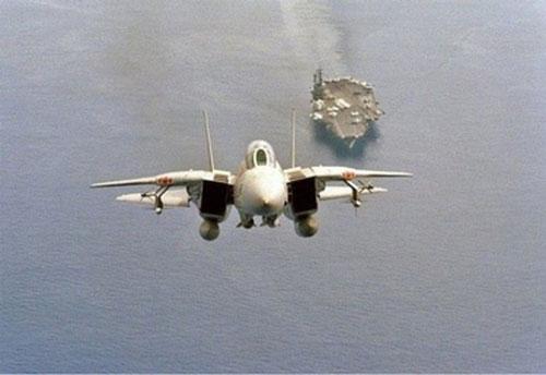 Trong số những dòng chiến đấu cơ huyền thoại của Mỹ không thể không kể đến F-14 Tomcat. Đây là sản phẩm của tập đoàn Grumman (nay là Northrop Grumman) phát triển cho Hải quân Mỹ.