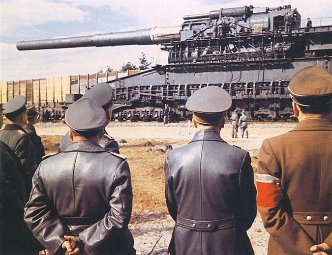 5 loại vũ khí kỳ dị nhất trong Thế chiến 2 - anh 3