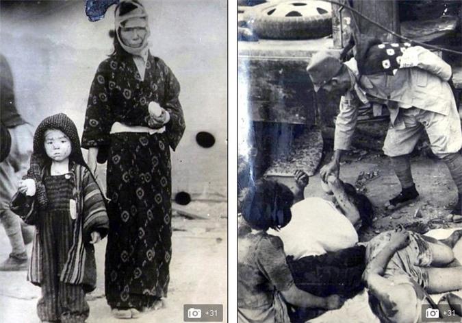 Ảnh hiếm về cơn ác mộng bom hạt nhân ở Hiroshima - 2