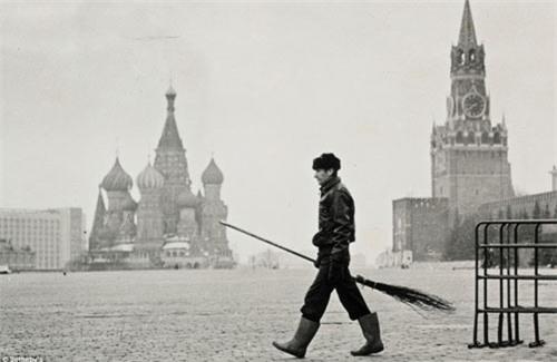 Ảnh hiếm về cuộc sống Liên Xô trước tan rã - 12