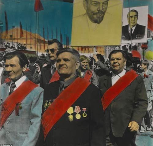 Ảnh hiếm về cuộc sống Liên Xô trước tan rã - 8