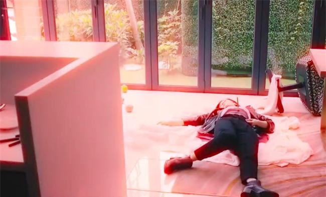 """""""Bằng chứng thép 4"""" của TVB: Trọn bộ cảnh Cao Tĩnh - Hoa hậu Hồng Kông bị giết, đánh xuất sắc nhưng quá đau thương - Ảnh 7."""