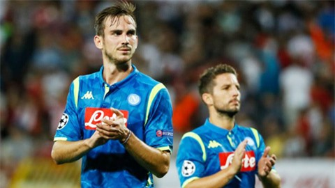 Fabian Ruiz là mục tiêu chuyển nhượng hàng đầu của Barca