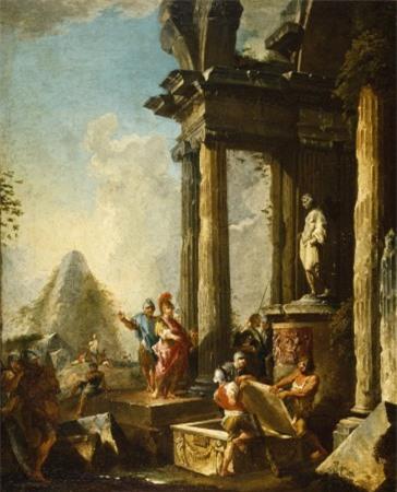 Bí ẩn lăng mộ Alexander Đại đế - anh 4