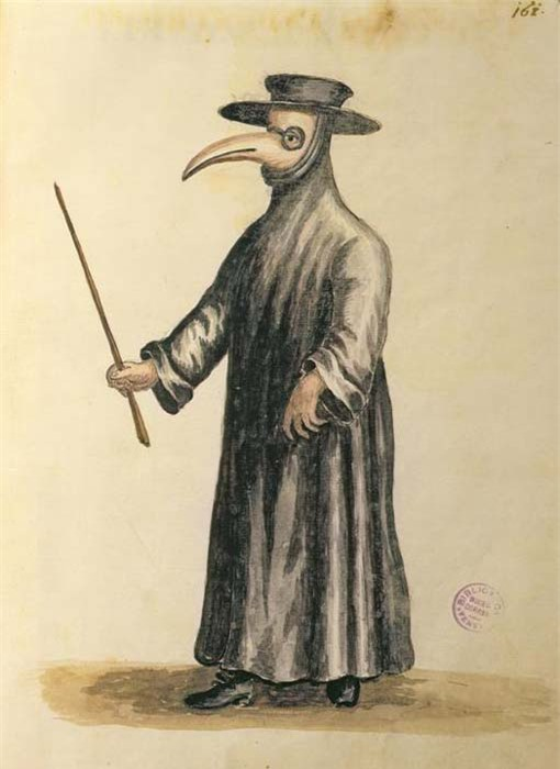 Đại dịch Cái chết Đen: Bí ẩn nhất vẫn là chiếc mặt nạ chim kỳ dị, sự thật ra sao? - Ảnh 2.
