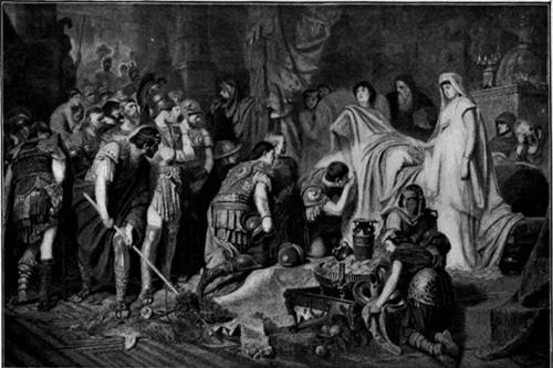 Giải mã nguyên nhân cái chết đau đớn và bí hiểm của Alexander Đại đế - anh 3
