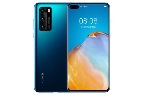 Huawei P40 sở hữu thiết kế với khung viền bằng kim loại, 2 bề mặt phủ kính cường lực. Máy có kích thước 148,9x71,1x8,5 mm, trọng lượng 175 g.