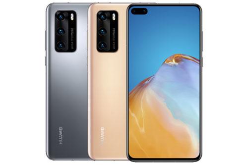 Huawei P40 có 5 tùy chọn màu sắc gồm đen, xanh biển đậm, trắng băng, bạc mờ và vàng mờ, lên kệ ở châu Âu vào ngày 7/4. Giá bán của P40 là 799 euro (tương đương 20,54 triệu đồng).