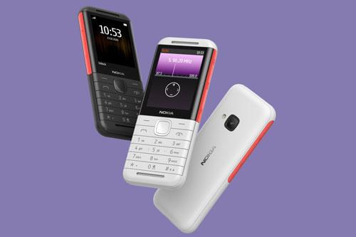 Nokia 5310.