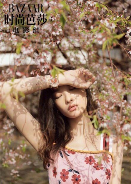 Sao nữ xứ Trung bên hoa đào: Dương Mịch khí chất, Angelababy như công chúa - Ảnh 6.