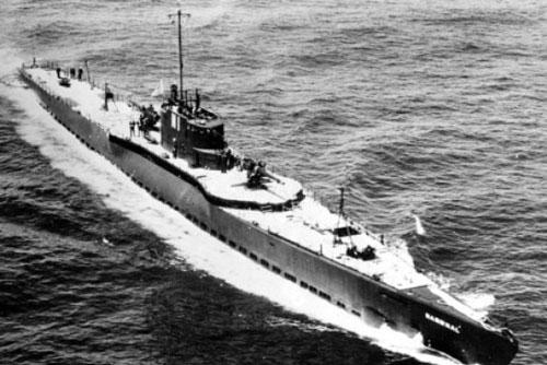 Tàu ngầm U-1206 chỉ tồn tại trong không đầy 10 ngày kể từ khi xuất trận.
