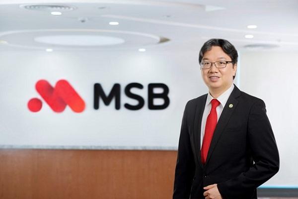 Ông Nguyễn Hoàng Linh chính thức đảm nhiệm vị trí Tổng Giám đốc của MSB.