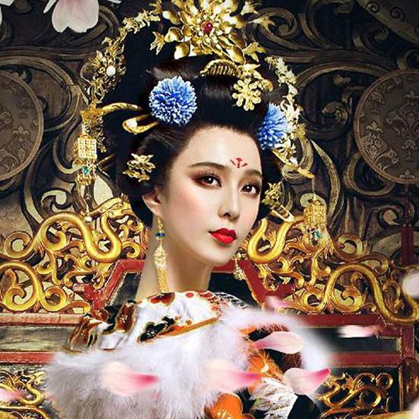 Võ Tắc Thiên người đàn bà đẹp và quyền lực.