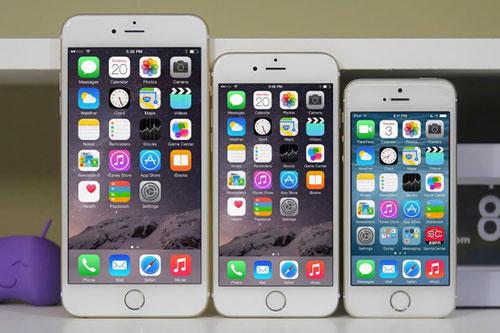 iPhone 5S, iPhone 6/6 Plus.