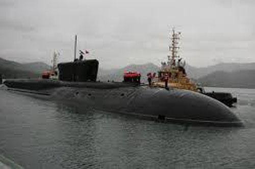 Hạm đội tàu ngầm của Nga được đánh giá là mạnh nhất thế giới.