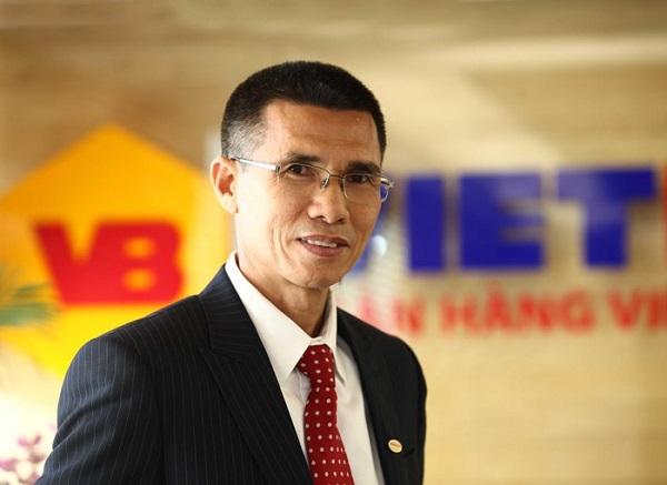 Ông Nguyễn Thanh Nhung, nguyên Tổng Giám đốc VietBank.