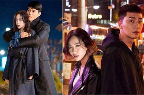 Từng bị chê bai 'lố lăng' khi ghép ảnh với Huyn Bin, Diệu Nhi lại tung ảnh ghép bên Park Sae Ro Yi của 'tầng lớp Itaewon'