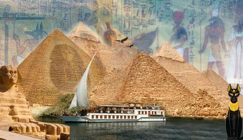 4. Ai Cập (tốc độ tăng trưởng: 36,8%). Ảnh: Vyctravel.