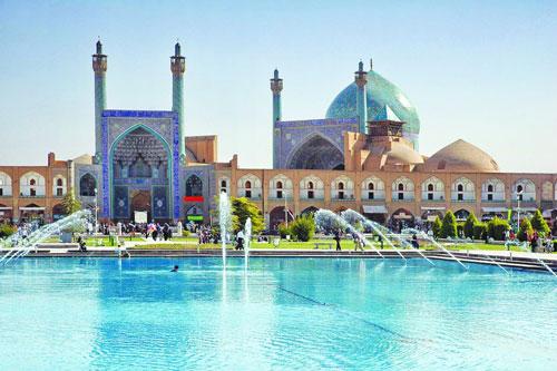 3. Iran (tốc độ tăng trưởng: 49,9%). Ảnh: Vietravel.
