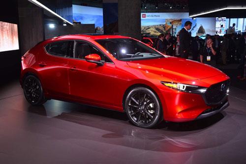 6. Mazda (doanh số: 3.000 chiếc).