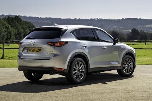 Cận cảnh Mazda CX-5 2020 vừa ra mắt với giá gần 800 triệu đồng