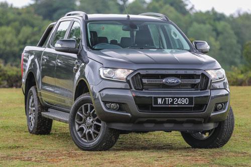 7. Ford (doanh số: 2.863 chiếc).