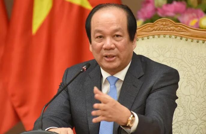 Bộ trưởng Mai Tiến Dũng khẳng định: chuyện phong tỏa Hà Nội và TP. Hồ Chí Minh là hoàn toàn bịa đặt.