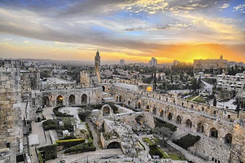 9. Palestine (tốc độ tăng trưởng: 20,5%). Ảnh: Umctachov.