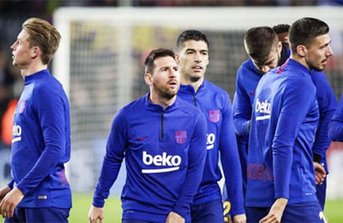 CLB Barcelona.