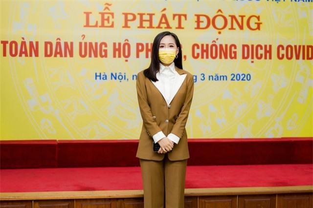 Hoa hậu Mai Phương Thuý rất nhớ nhà nhưng không thể về giữa dịch Covid-19 - 1