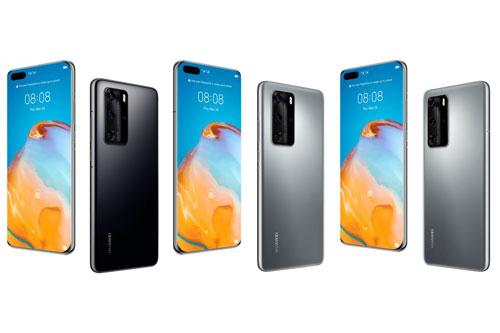 Huawei P40 Pro đều có 5 tùy chọn màu sắc gồm đen, xanh biển đậm, trắng băng, bạc mờ và vàng mờ, lên kệ ở châu Âu vào ngày 7/4. Giá bán của máy là 999 euro (25,68 triệu đồng). Mức giá này cao hơn so với giá khởi điểm 999 USD (23,17 triệu đồng) của iPhone 11 Pro.