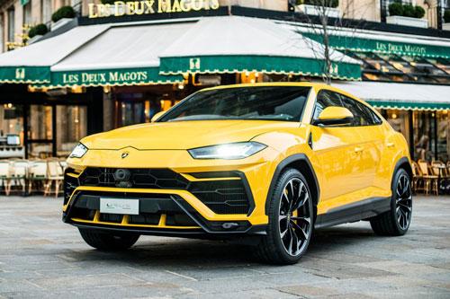 SUV Urus là mẫu xe chủ lực của Lamborghini trong năm 2019