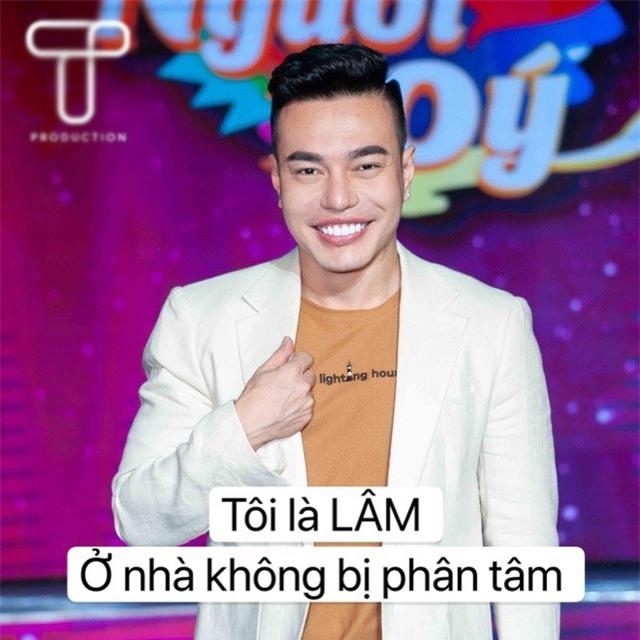 Loạt sao Việt tung khẩu hiệu ở nhà để chống dịch Covid-19 - 11