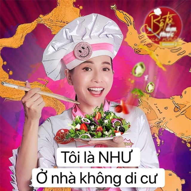 Loạt sao Việt tung khẩu hiệu ở nhà để chống dịch Covid-19 - 9